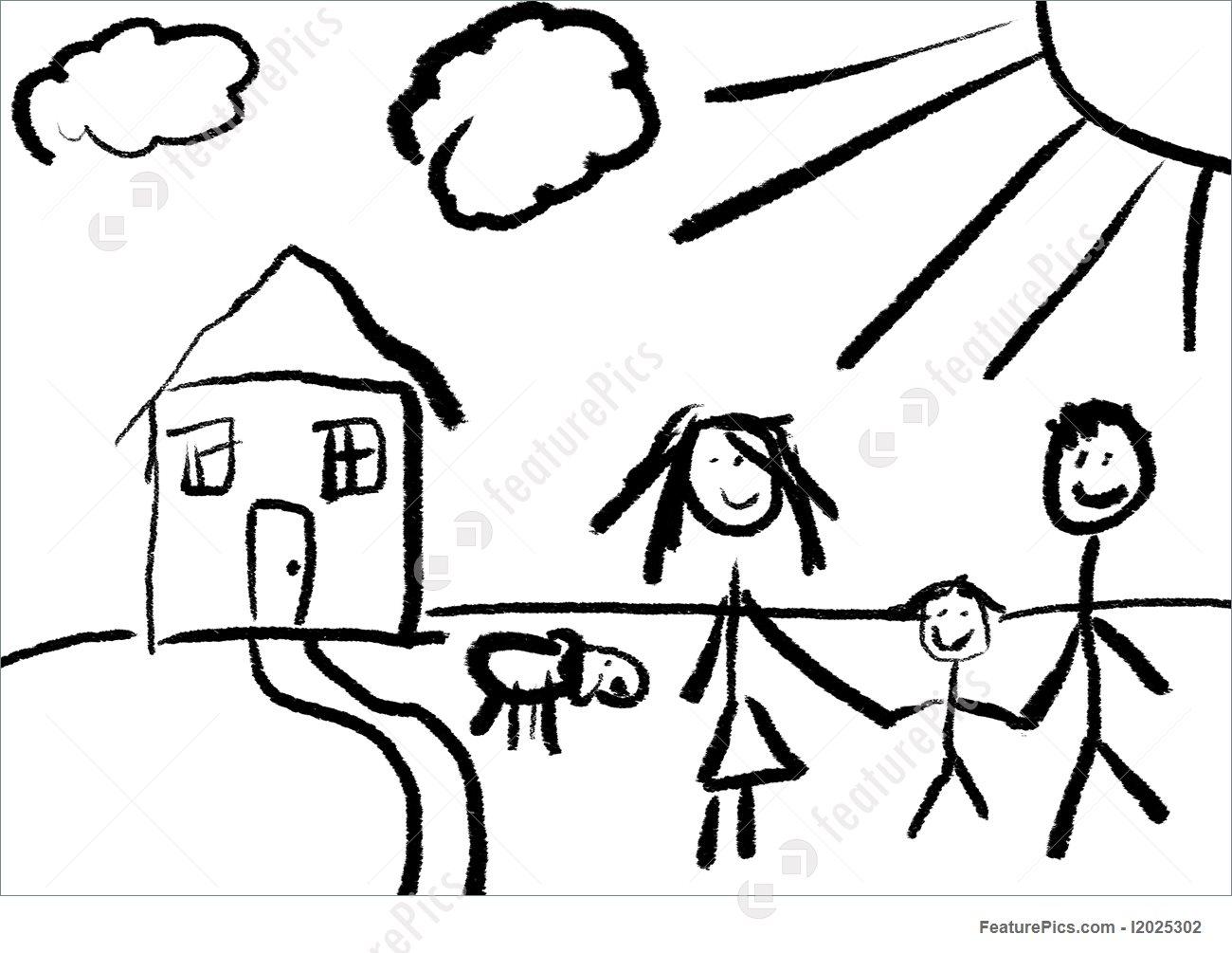 1300x1005 Happy Family Picture
