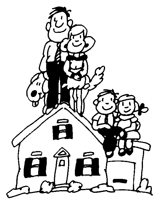 544x673 Happy Family Clip Art Free Clipart Images 5