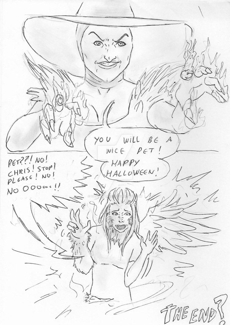 752x1063 Happy Halloween For All(Quick Drawing)part 4 By Dastanprince
