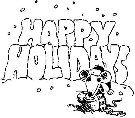 450x392 Christmas Coloring Pages, Color In Christmas Pictures
