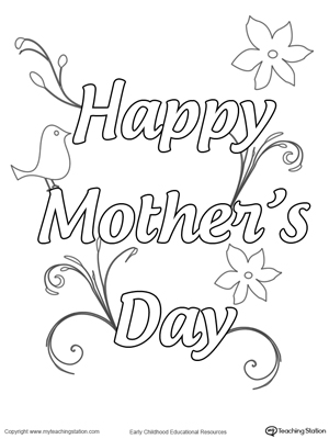 Happy Mothers Day Drawing at GetDrawings.com   Free for ...