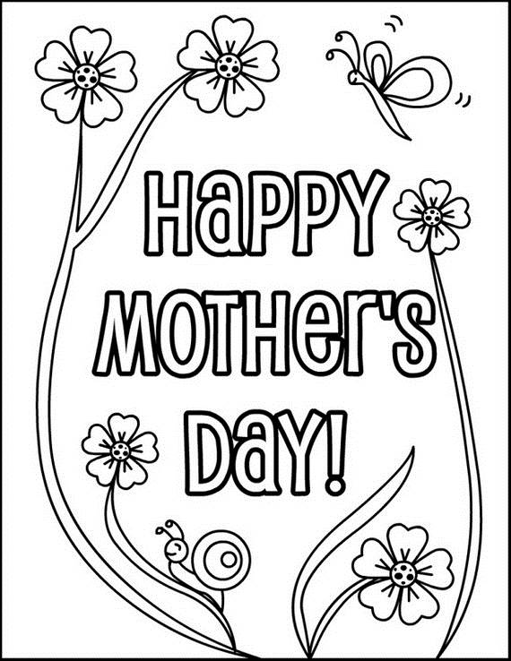 Happy Mothers Day Drawing At Getdrawings Com Free For Personal Use