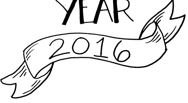 650x355 Basic Hand Lettering Happy New Year Exercise