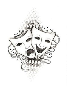 236x302 Image Result For Theatre Tattoos Tattoos Theatre