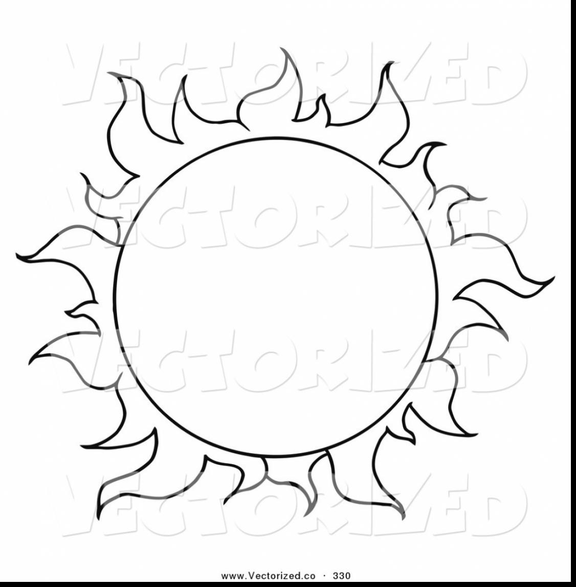 1126x1148 Marvelous Sun Coloring Pages With Sun Coloring Page