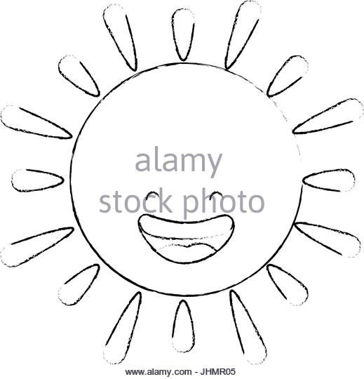 519x540 Cartoon Happy Sun Cut Out Stock Images Amp Pictures