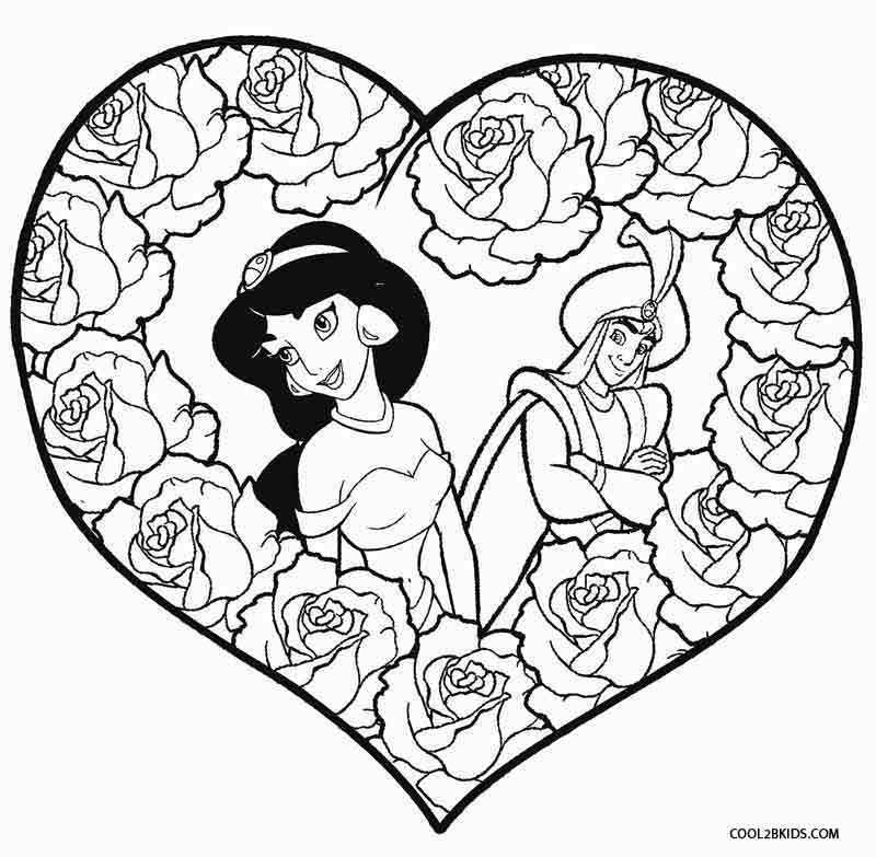 800x783 Printable Valentine Coloring Pages For Kids Cool2bkids