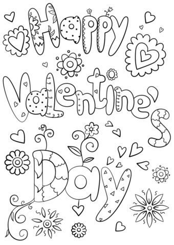 340x480 Best Valentines Day Cartoons Ideas On Valentines