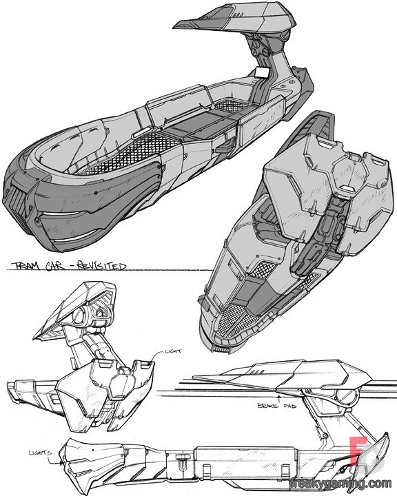576x720 Tram Car Revisited From Quake 4 Hardware Cars