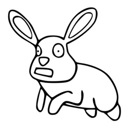 260x260 Free Download Domestic Rabbit Easter Bunny Hare Clip Art
