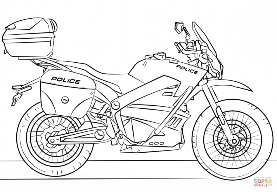 Harley Davidson Drawing Outline at GetDrawings.com | Free for ...