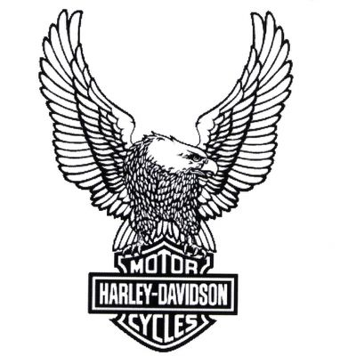 harley davidson drawing outline at getdrawings com free for rh getdrawings com harley davidson logo airbrush stencil harley davidson logo outline stencil