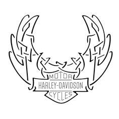 harley davidson drawing outline at getdrawings com free for rh getdrawings com harley davidson logo outline stencil