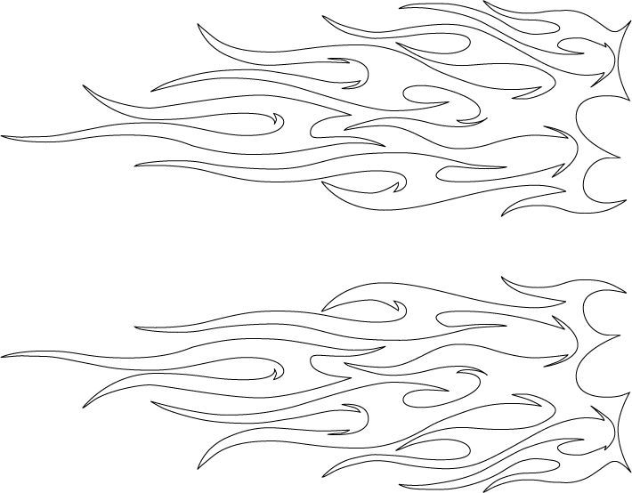 710x554 71 Best Flame Styles Images On Drawing Flames, Fire