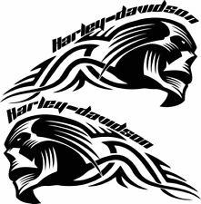 221x225 Harley Davidson Decal V Rod Tank Sticker Ebay
