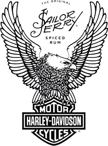 223x300 Harley Davidson Rides With Sailor Jerry License! Global