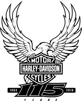 284x350 Thunder Road Harley Davidson®