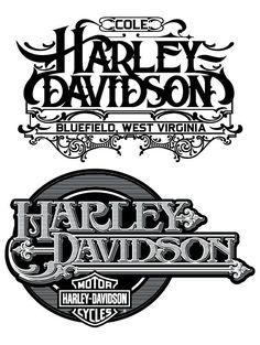 236x313 Harley Davidson Outline With Skull Bikers Harley