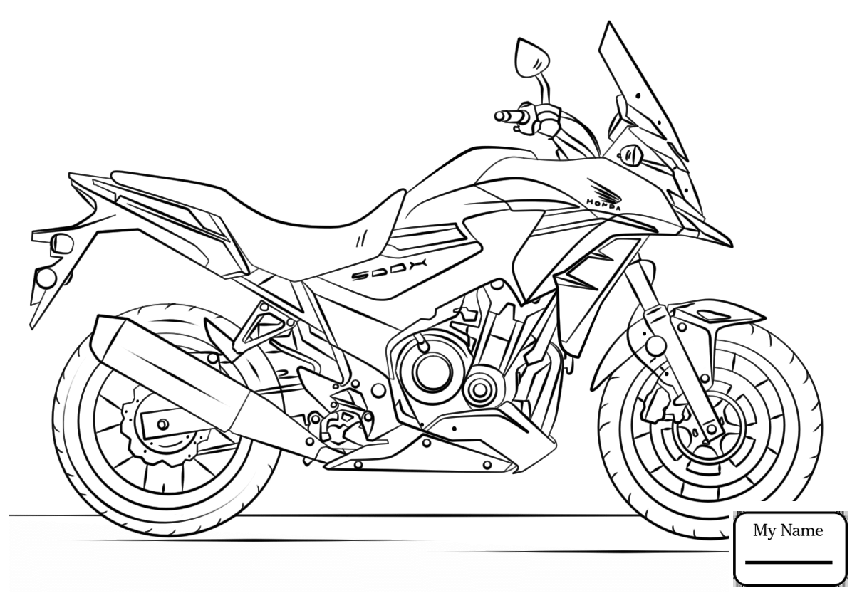 1210x840 Transport Harley Davidson Road King Coloring Pages For Kids