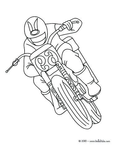 364x470 Coloring Pages Of Motorcycles Motorcycle Coloring Pages