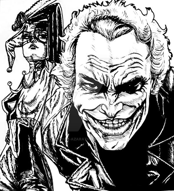 600x657 The Joker