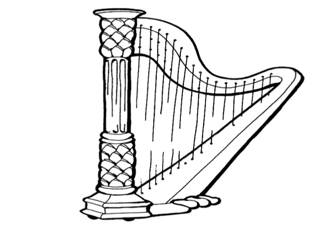 653x462 A Harp In The Orchestra Illinois American String Teachers