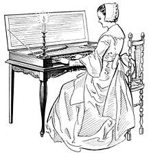 220x223 Clavichord