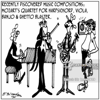 400x400 Harpsichord Cartoons And Comics