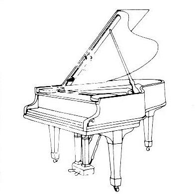 394x390 Piano History