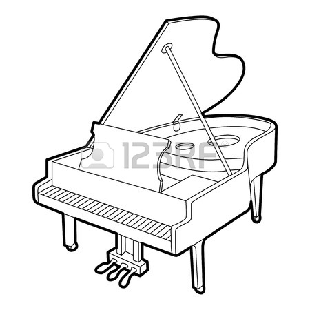 450x450 87 Pianist Popular Stock Illustrations, Cliparts And Royalty Free