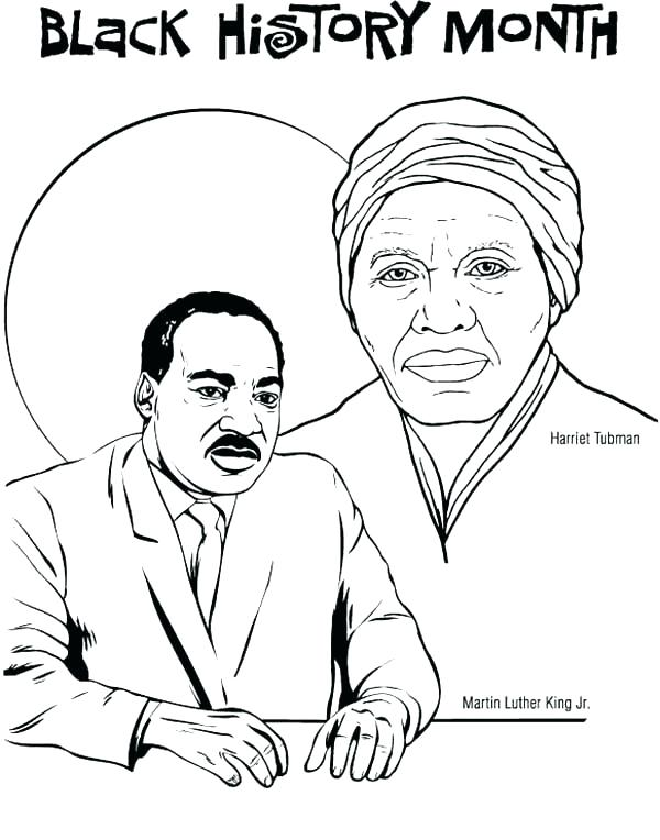 600x764 Great Harriet Tubman Coloring Page New Worksheets Or Inspiring
