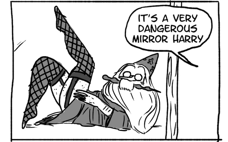 778x485 These Cartoons Show How Irresponsible Dumbledore Was In Harry Potter