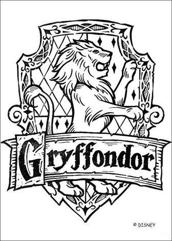 Harry Potter Coloriage Imprimer