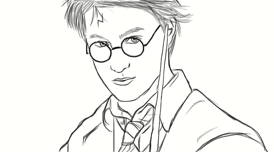 920x512 Harry Potter By Sebbyblackmichaelis