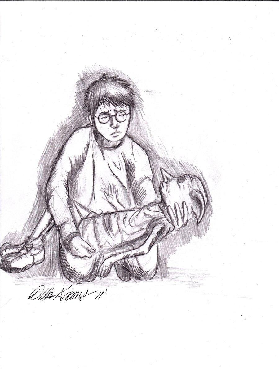 900x1189 Dobby's Friend, Harry Potter' By Fluffyisawolf