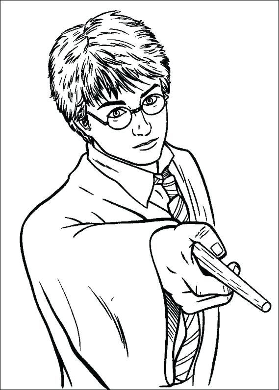 569x796 Trend Harry Potter Free Coloring Pages Kids Coloring Pages