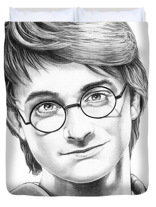 645x853 Harry Potter Duvet Cover For Sale By Murphy Elliott