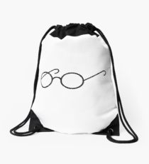 210x230 Harry Potter Glasses Drawstring Bags Redbubble