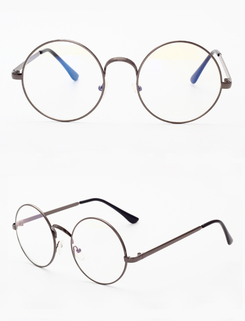 850x1113 Harry Potter Glasses Round Retro Glasses Nerd Bookworm Eye Glasses