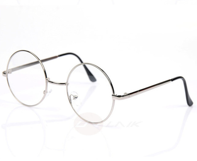 640x522 Uvlaik Round Spectacle Glasses Frames For Harry Potter Glasses