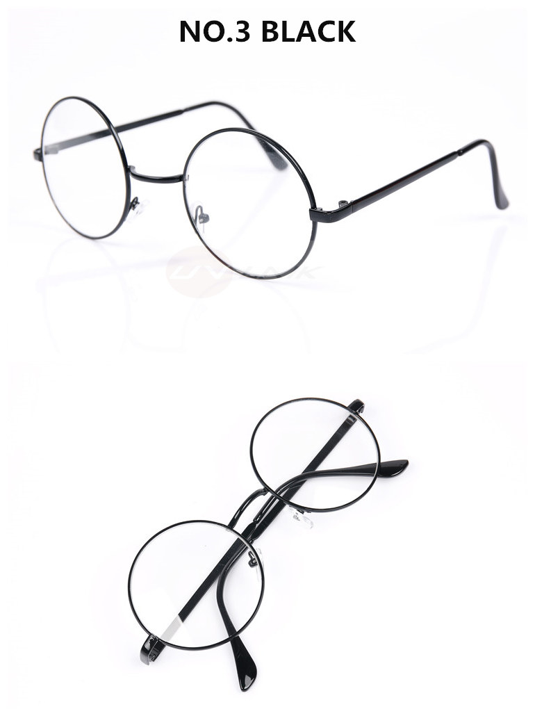 770x1030 Uvlaik Round Spectacle Harry Potter Glasses Place Of Harry