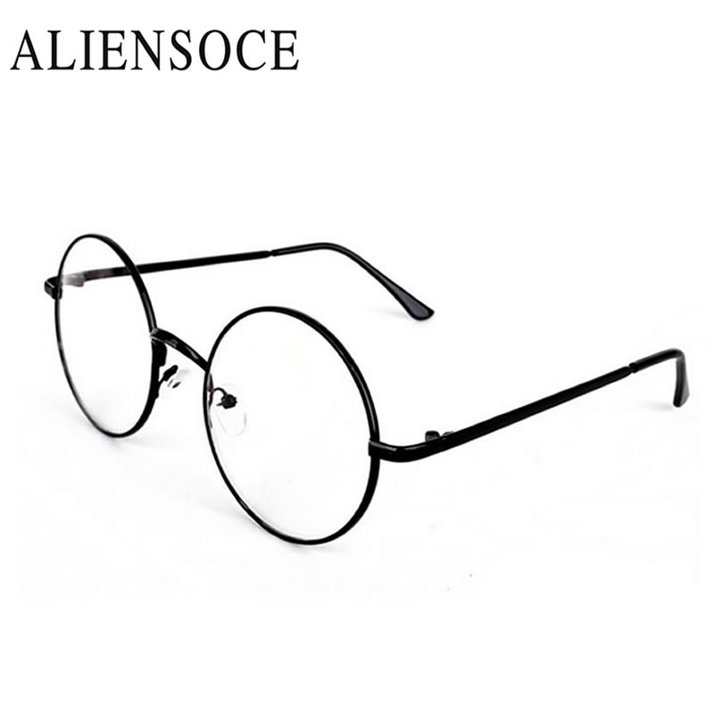 800x800 Vintage Round Harry Potter Glasses Frame Female Brand Designer
