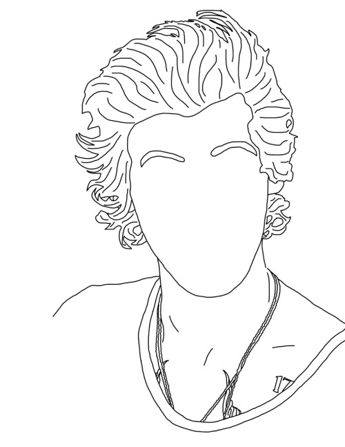 Harry Styles Drawing at GetDrawings | Free download