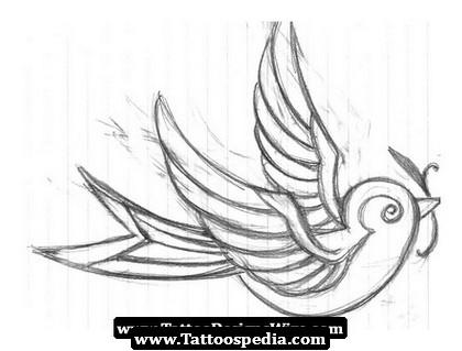 420x319 Swallow51 Swallow Tattoo Design 51 Tattoo'S