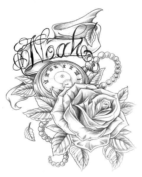 480x600 41 Best Taschenuhr Images On Tattoo Designs, Watch
