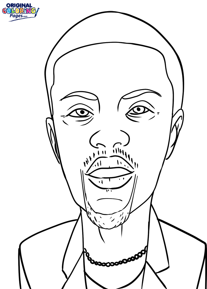 815x1138 Kevin Hart Coloring Page Coloring Pages Original Coloring Pages
