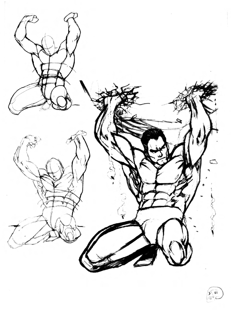 903x1231 Drawing Cutting Edge Anatomy The Ultimate Reference For Comic Book