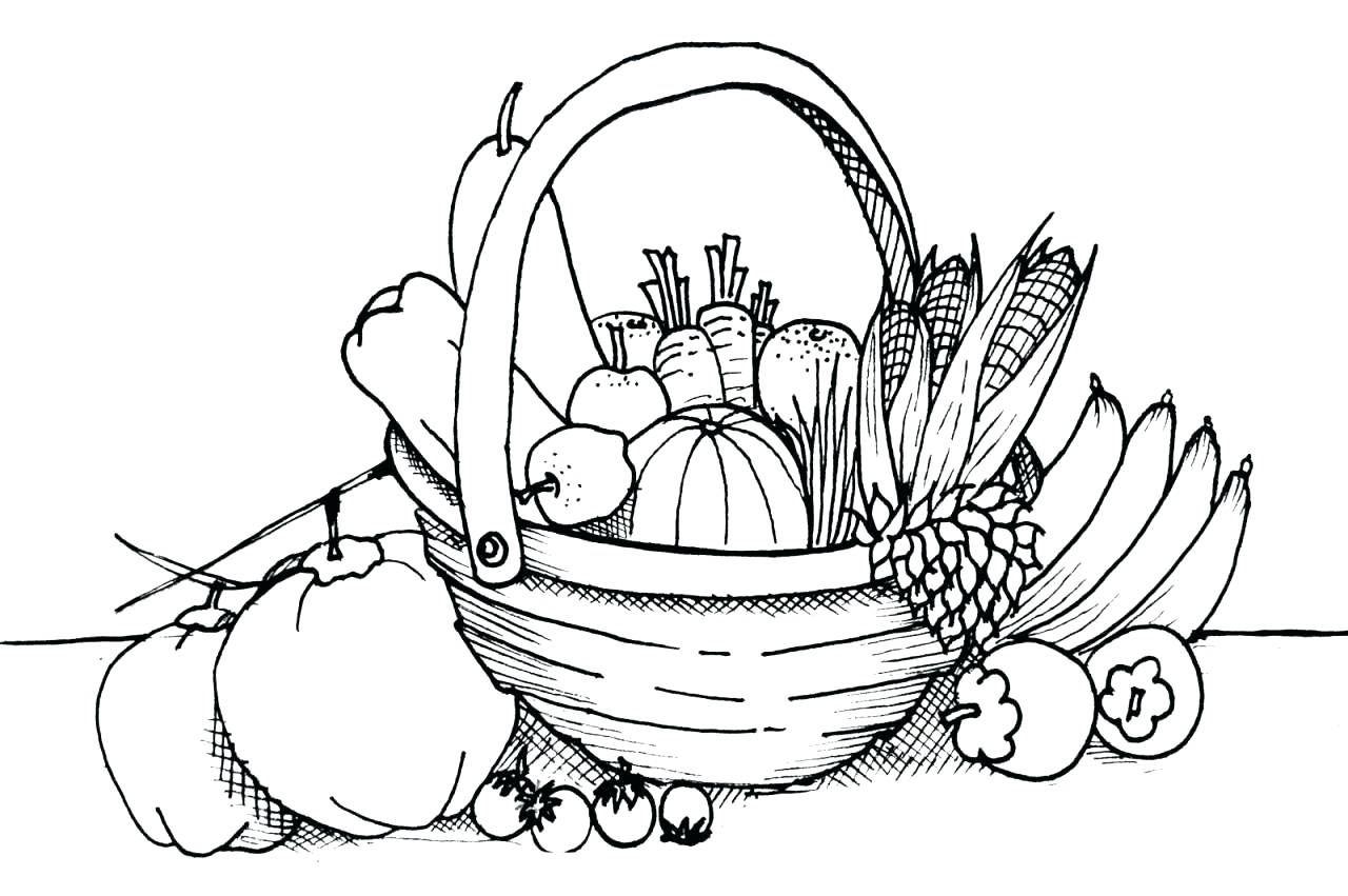 1280x851 Coloring Harvest Coloring Pages Printables