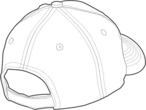 500x379 Hat Drawing Art Draw Clothes Hats Human Cap Clothing Baseball