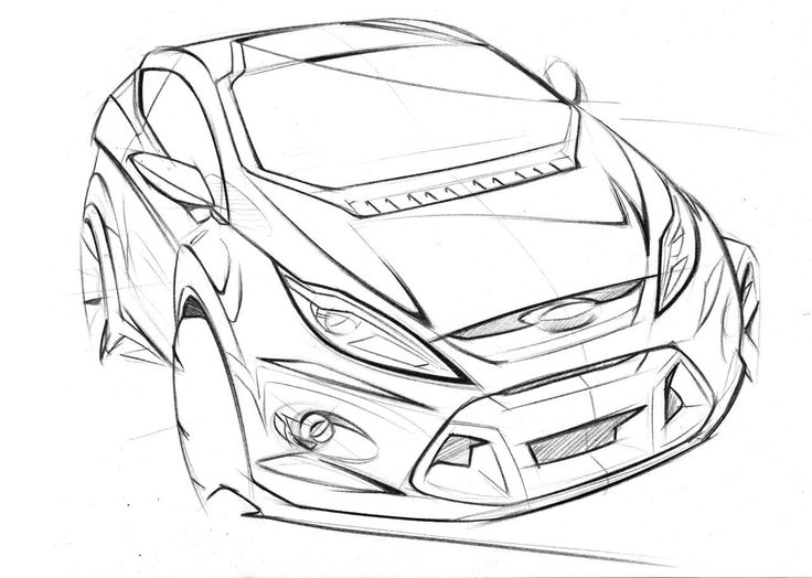 The Best Free Hatchback Drawing Images Download From 33 Free